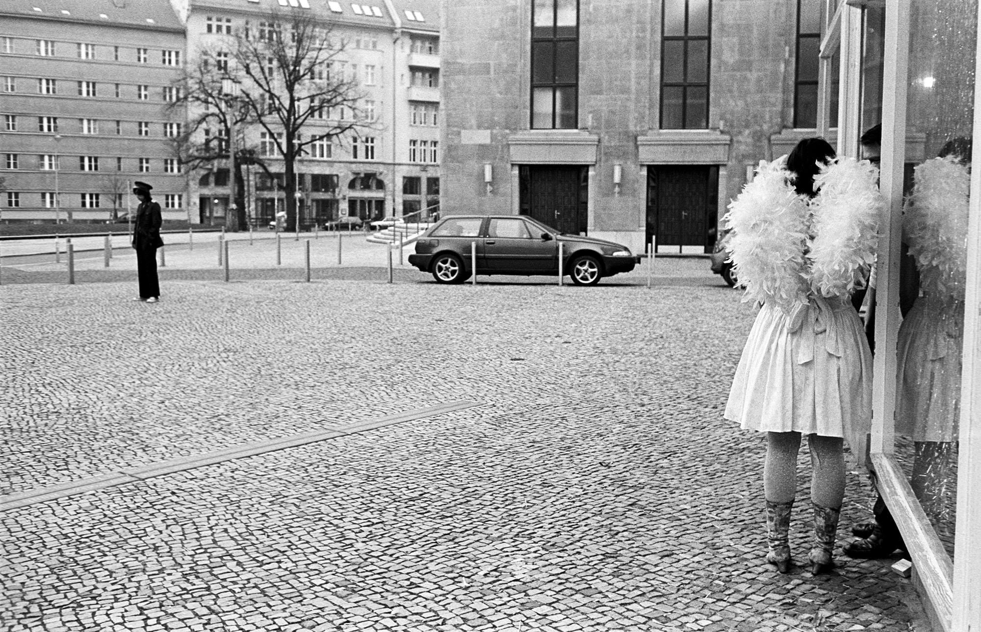 Berlin, Rosa-Luxenburg-Platz