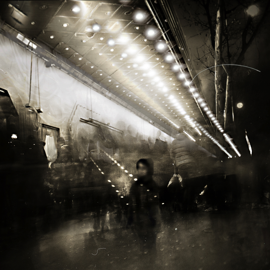 City of ghosts   Roberto De Mitri © All rights reserved
